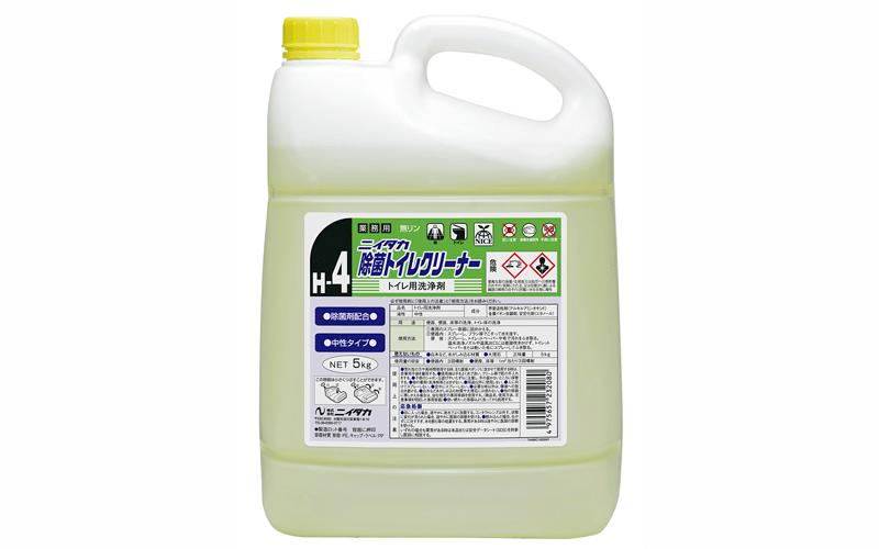 ニイタカ除菌トイレクリーナー